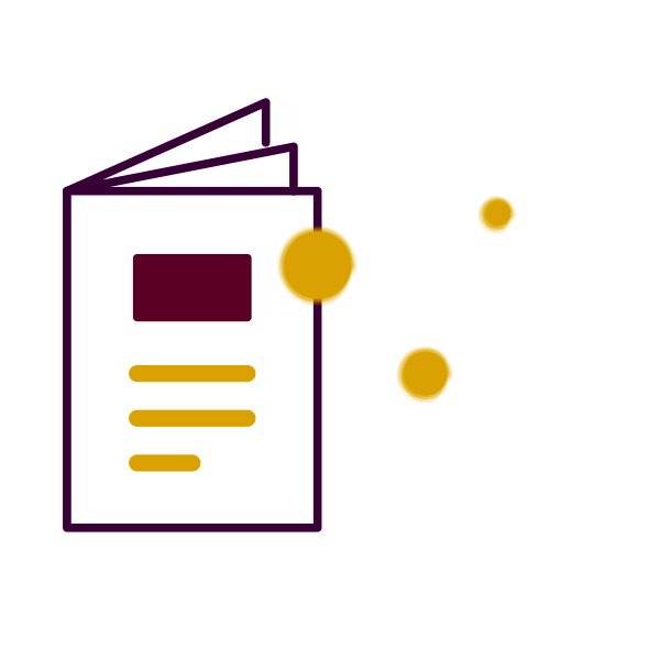 Schrijven van projectplannen, communicatieplannen, jaarverslagen, flyers, brochures, persberichten